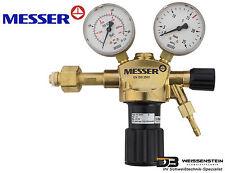 Messer Argon CO2 Druckminderer Druckregler Gasarmatur MIG MAG WIG TIG NEU ! !!