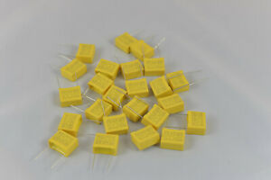 Lote-condensadores-radial-10nF-to-1uF-275V-MKP-X2-Lot-Safety-capacitors
