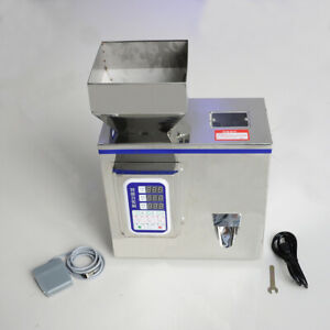 VI-2-100g-Semi-Auto-Granular-Particle-Subpackage-Device-Weighing-Filling-Machine