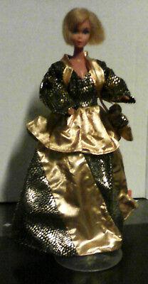Abbigliamento Da Sera Anni 80.Barbie Abito Da Sera Anni 80 Giacchina Borsetta Scarpe