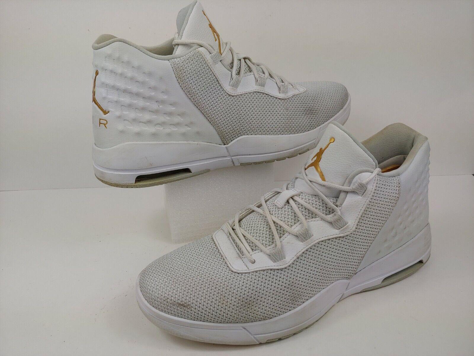 Nike Jordan Kids' Jordan Academy White