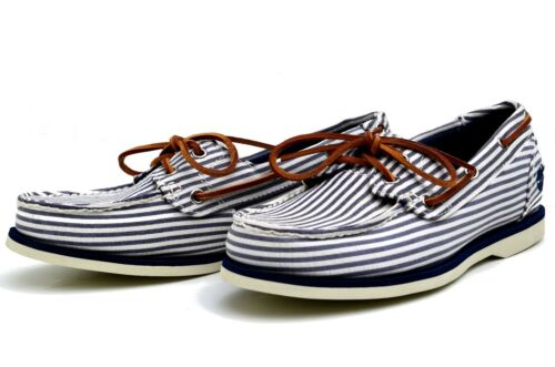Classic Womens Up Timberland Lace 8910a Striped Earthkeepers Boat B1UWwFzq