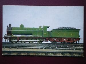 POSTCARD GNR GOODS LOCO NO 401 - Tadley, United Kingdom - POSTCARD GNR GOODS LOCO NO 401 - Tadley, United Kingdom