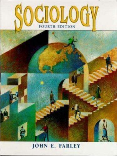 Sociology by John E. Farley (1997, Hardcover)