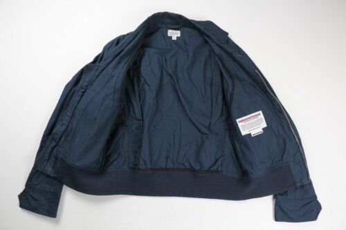 Lightweight Navy Blue Størrelse Fwk 1 X Bomber Garments Jacket Engineered xt4xq06wI