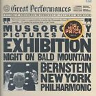 Mussorgsky: Pictures at an Exhibition; St. John's Night on the Bald Mountain (CD, CBS Great Performances)