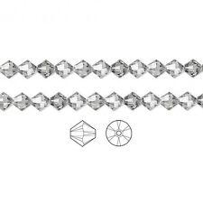 Swarovski Crystal Beads 5328 Xilion Bicone 6mm Package of 24
