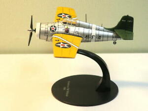 Deagostini-Ww-2-Avion-Coleccion-1-72-Vol-86-Grumman-F4F-Wildcat-Eeuu-F-S-New