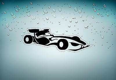 Sticker decals auto moto motorcycle jdm bomb wall art space rocket r1 space