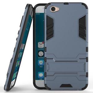 size 40 46aff f0ee9 Details about vivo V5 Plus Hybrid Case, vivo V5 Plus Shockproof Cover with  Kickstand