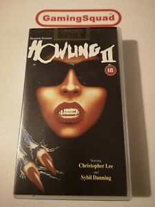 Howling-2-VHS-Video-Retro-Supplied-by-Gaming-Squad