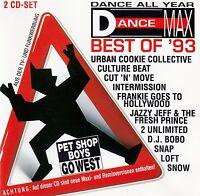 DANCE MAX BEST OF '93 / 2 CD-SET
