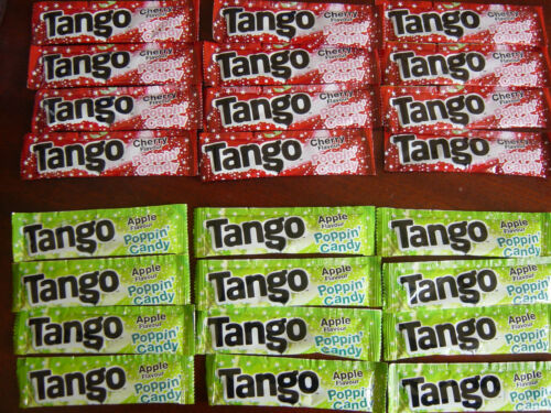 Tango Popping Candy Mini Packs select 12//24 Childrens Sweets Party Bag Filler
