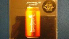 JAMIROQUAI - CANNED HEAT. CD SINGOLO 4 TRACKS