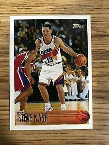 1996-97 Topps RC #182 Steve Nash