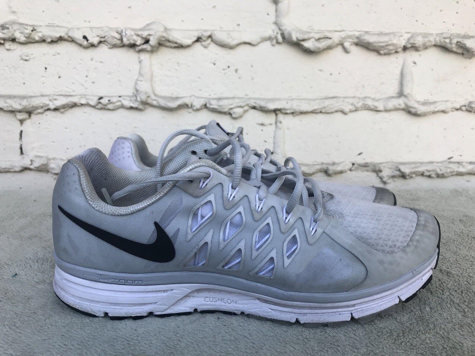 Nike Zoom Vomero 9 Team Training Shoes Platinum-Black/White 659373-002 US 10