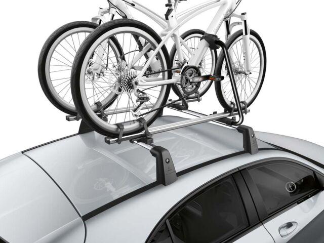 Genuine OEM Mercedes Benz Alustyle Bicycle Rack for New Aerodynamic Crossbar