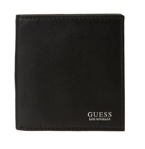 Portafoglio Guess Uomo verticale portamonete SM2678LEA22 black