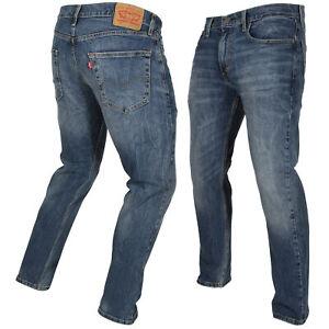 Levi-039-s-Mens-502-Regular-Tapered-Fit-Jeans-0003-Tanger