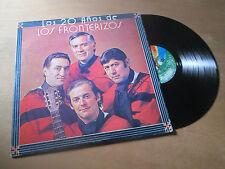 los 20 anos de LOS FRONTERIZOS - LATIN FOLK VENEZUELA MICROFON Lp 1977