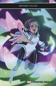 Champions-Annual-1-Tarr-Variant-Stan-Lee-Tribute-Marvel-Comic-unread-NM