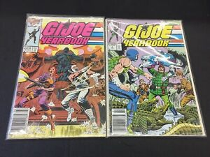 GI-Joe-Yearbook-3-amp-4-Marvel-Comics-Combine-Shipping