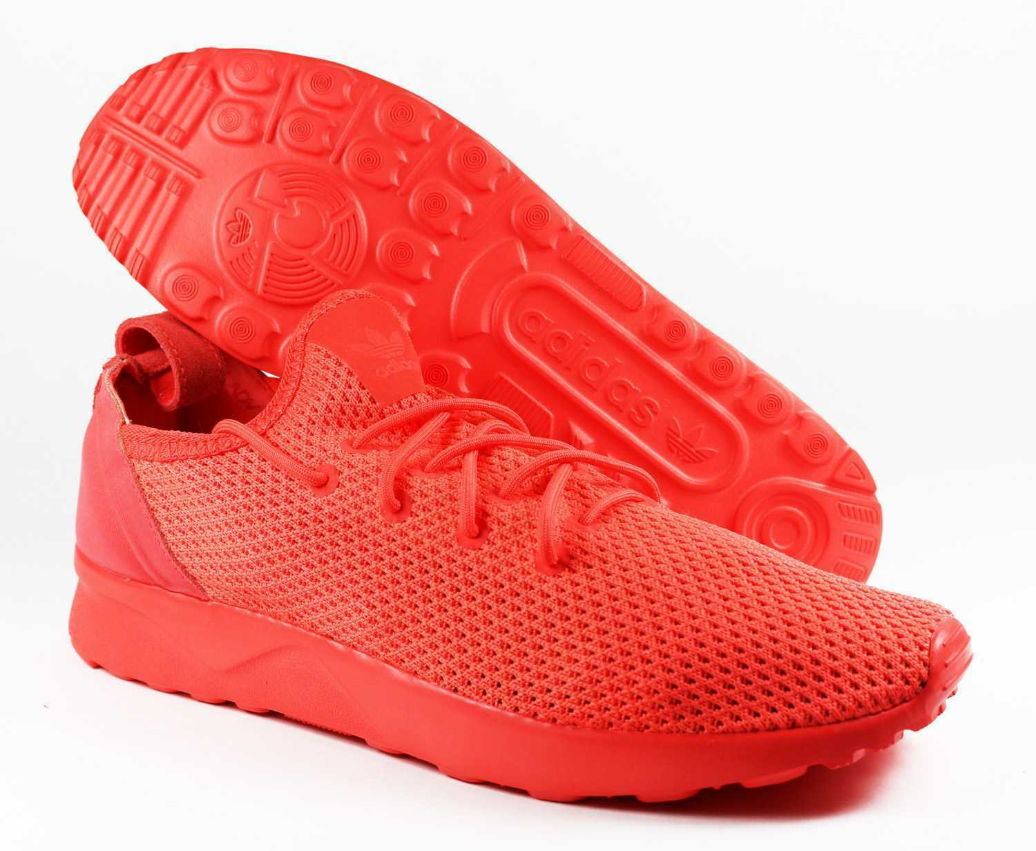 competitive price e4352 88f23 Adidas running shoes shoes shoes ZX Flux ADV virtue Sock W bb2118 zx750 850  Coral 5bb420