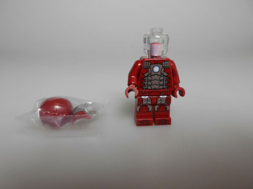 Lego® Super Heroes Minifigur Iron Man Mark 5 aus Set 76125 Neu