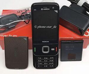 NOKIA-N85-N-85-RM-333-BUSINESS-HANDY-BLUETOOTH-SMARTPHONE-KAMERA-SLIDER-WIE-NEU