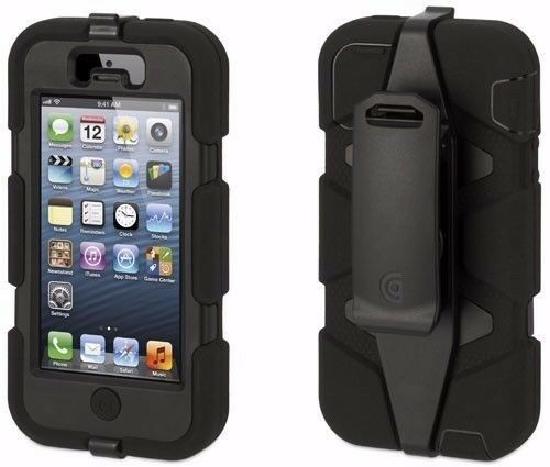 online store ce1e3 32534 Griffin Survivor Military Duty Case Cover Belt Clip for iPhone 6/6s UK