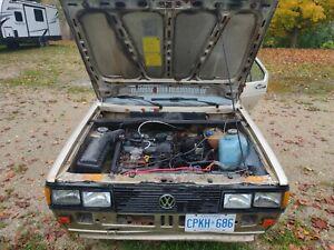1984 Volkswagen Jetta GL