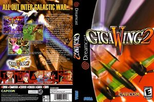 giga wing 2 dreamcast