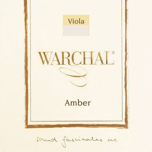 New Warchal Amber lila String Set 4 4 --15-16  --Wound A