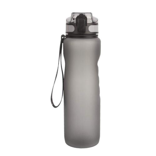 BPA Free Big Capacity Wide Mouth Leak Proof Sports Fitness Travel Water Bottle
