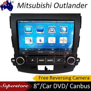 8-0-034-Car-DVD-Plyaer-GPS-Head-Unit-For-MITSUBISHI-OUTLANDER-2007-2012-Free-Camera