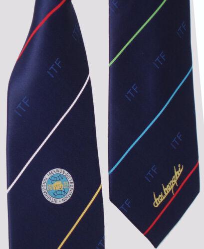 Super Micro-fibre for all Officials Also Tie for BTC ITF TAEKWONDO TIES
