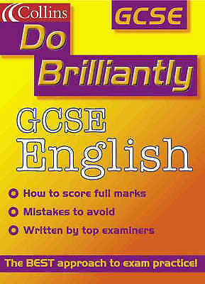 """VERY GOOD"" Bennett, Andrew, Do Brilliantly At – GCSE English, Book"