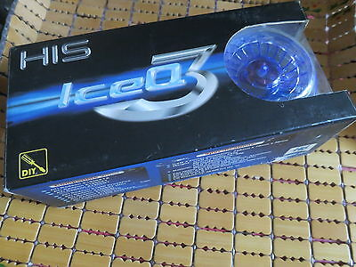New * His ICEQ3 Video Graphics Card Heatsinks & Cooling Fan For ATI x1900 x1800