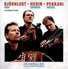 The Sound Of Northern Europe: En Concert A Paris by Erik Pekkari/Dave Hedin/Pelle Bjornlert/The Boréales (CD, Nov-2012, Buda Musique (France))