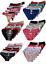 LOT-NICE-5-Women-Bikini-Panties-Brief-Floral-Lace-Cotton-Underwear-Size-M-L-XL thumbnail 1