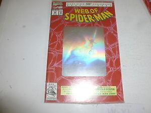WEB-OF-SPIDER-MAN-Comic-Vol-1-No-90-Date-07-1992-Marvel-Comic-Sealed