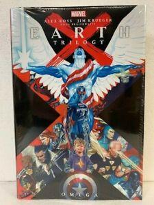 Marvel-EARTH-X-TRILOGY-OMEGA-OMNIBUS-Hardcover-HC-NEW-MSRP-100