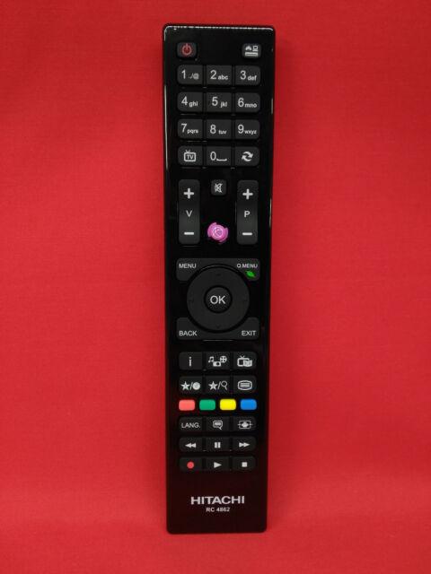 MANDO A DISTANCIA ORIGINAL TV HITACHI  // 32HBC01C 1ª Version