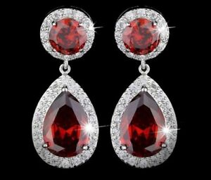 Crystal-Long-Drop-Earrings-Dangles-Jewelry-Women-Classic-Accessories-Fashionable