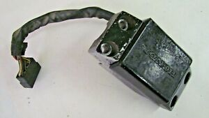 honda nighthawk cb700sc upper bar holder fuse plate with cover fits 1984 –  1986 | ebay  ebay