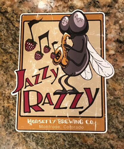 Horsefly Brewing Company Sticker Montrose Colorado Craft Beer Brew Pub Ale