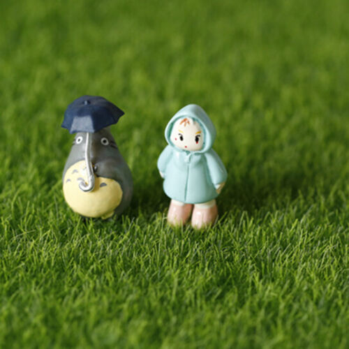Mini Emulation Lawn Garden Ornament Lichen Craft Pot Fairy Dollhouse Decor Hy