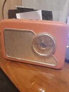 Radio-portatile-vintage-Minerva