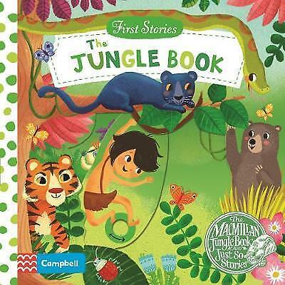 1 of 1 - The Jungle Book (First Stories)-ExLibrary