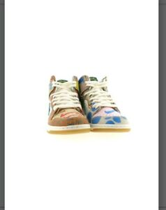 brand new 5da97 2a0d9 Image is loading Nike-SB-Dunk-High-Thomas-Campbell-What-The-